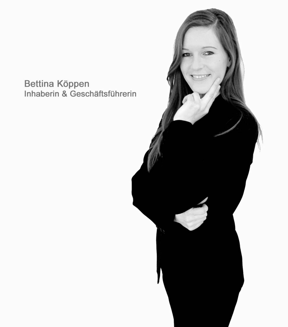 Bettina Köppen / Business First Services